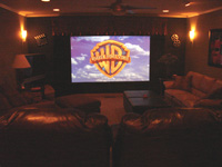 Anderson Home Theater Picture