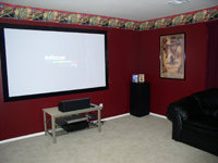 Arroyo's Family Home Theater Picture