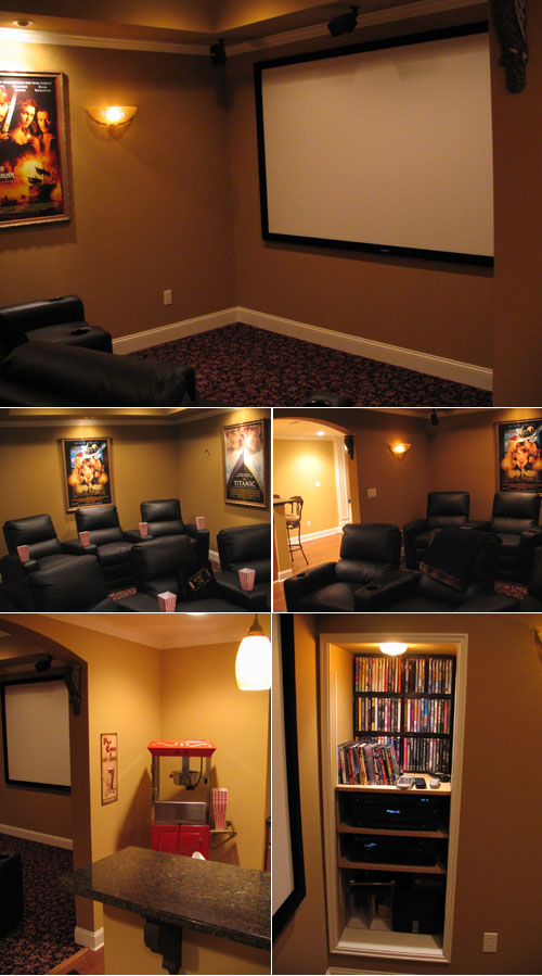 bagnoto's home theater picture