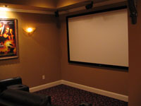 bagnato home theater picture