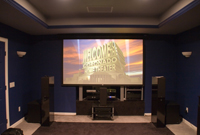 coronado home theater
