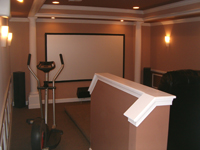 Elvis Home Theater Picture