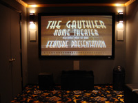 gauthier home theater picture