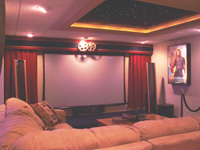 The Shag Lounge Lounge Home Theater Picture