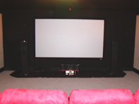 The Hiem Home Theater