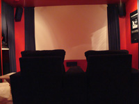 Higgins Home Theater