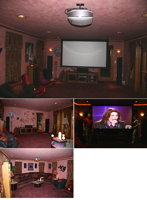 neubauers home theater picture