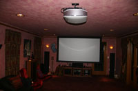 neubauers home theater