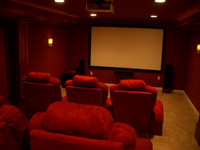 Spence Home Theater