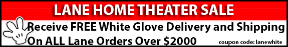 Lane home theater seating sale
