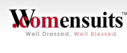Womentsuits - Well Dressed, Well Blessed