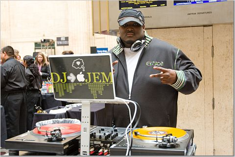DJ JEM Shop Chicago