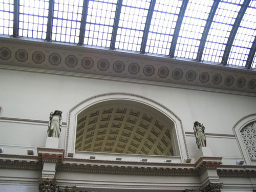 Union Station Architecture