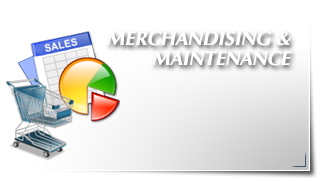 Merchandising & Maintenance