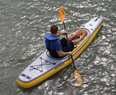 Airis Sport 11 Inflatable Kayak