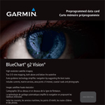 Garmin Vision g2 BlueChart Coverage Map