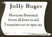 Jolly Roger Card
