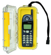 Pelican Waterproof Yellow Case