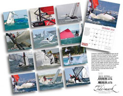 2017 Sailing World Calendar
