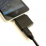 Micro-USB cable for charging and syncing