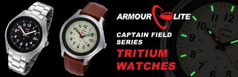 Armourlite Captian Field Series Watches