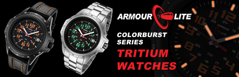 Armourlite Colorburst Series Watches