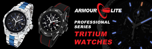 Armourlite Professional Series Watches
