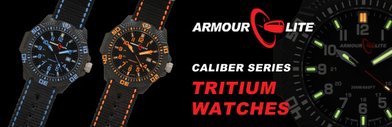 Armourlite Caliber Series Watches
