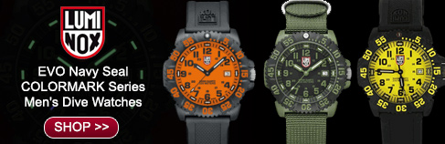 Luminox Colormark Watches