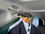 Car Clothes Hanger.