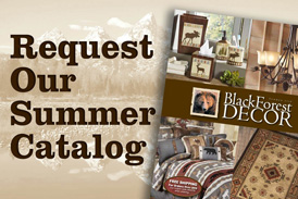 Check Out our Cabin Decor Catalog