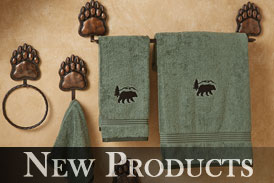 New Cabin Decor Products