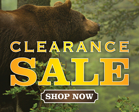 Cabin Clearance Sale!