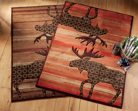 Urban Moose Rugs