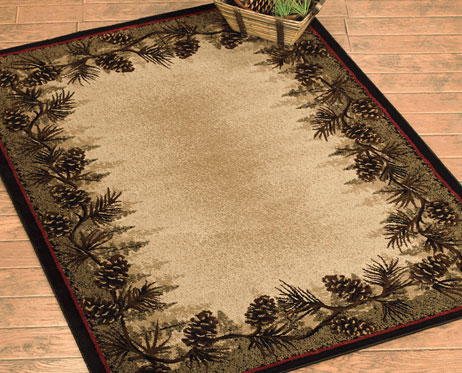 Village Pines Rug Collection
