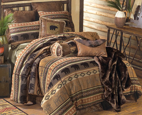 Rustic Bedding!