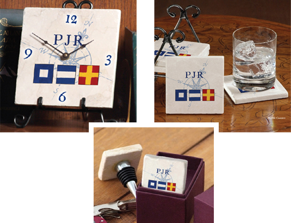 Nautical Flag Gifts
