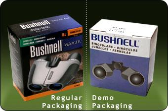 Bushnell Factory Demo