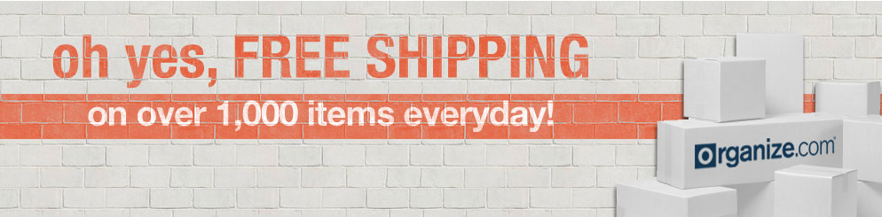 Free Shipping on over 1,000 items