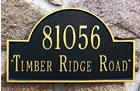 Address Plaques for your home and business