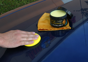 Pinnacle Signature Series II Carnauba Paste Wax looks great on all paint colors.