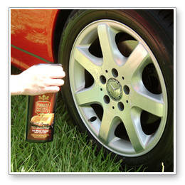 Use Pinnacle Gel Wheel Cleaner on all types of wheels!