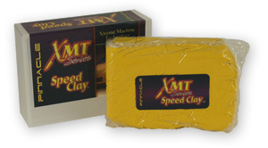 PInnacle XMT Speed Clay Bar is a medium grade detailing clay.