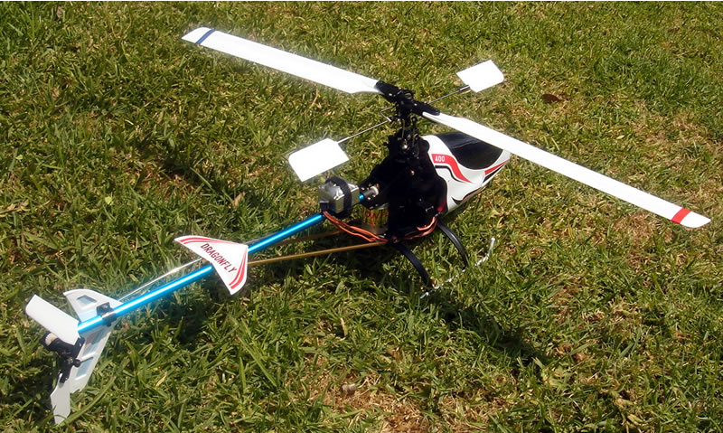 dragonfly r/c helicopter