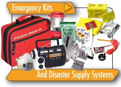 Emergency Kits and Disaster Supply Systems