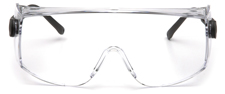 Pyramex Defiant Jumbo Overspecs Safety Glasses