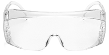 Pyramex Solo Jumbo Safety Glasses