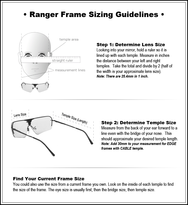 Eyeglass Frame Size Guide : randolph sunglasses size guide Global Business Forum ...