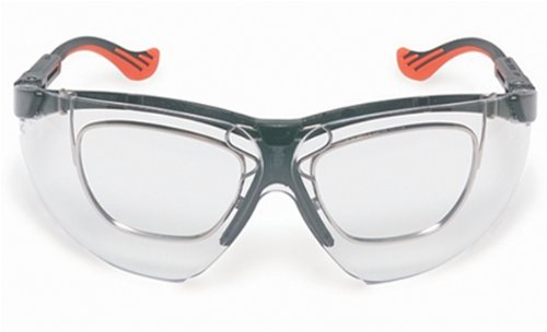Safety Glasses with Rx Insert