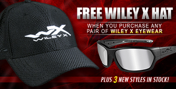 Wiley X Safety Sunglasses